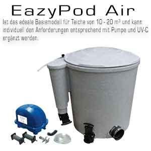 Teichfilterset EazyPod Air